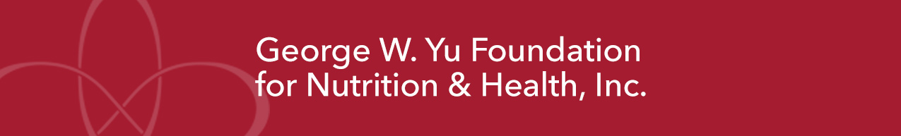 yu foundation top banner